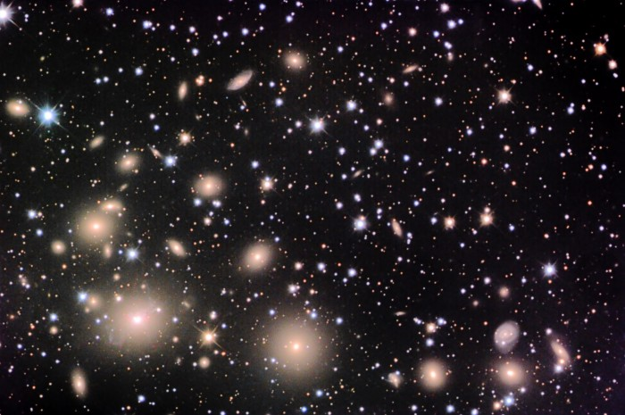 Perseus Cluster of Galaxies