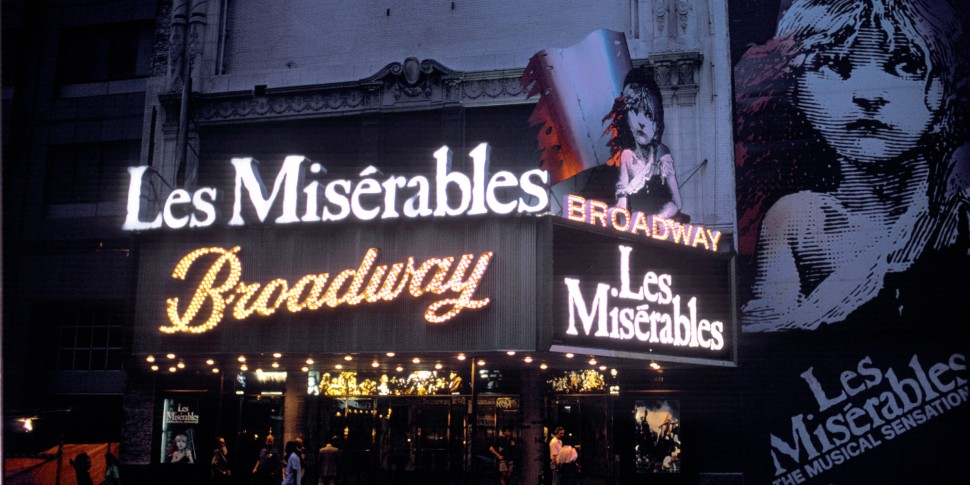 Broadway In United States -