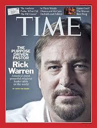 Rick Warren, Founder of Saddleback Church