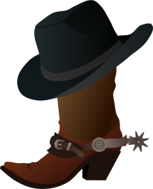 Image courtesy of Creative Commons open clip art: https://openclipart.org/people/gnokii/boot-hat.svg