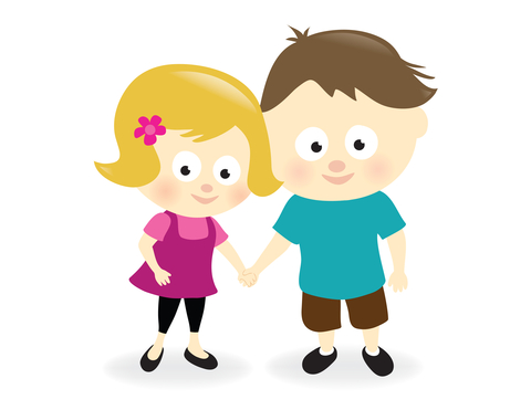 © Wetnose1 | Dreamstime.com - Kids Holding Hands Photo