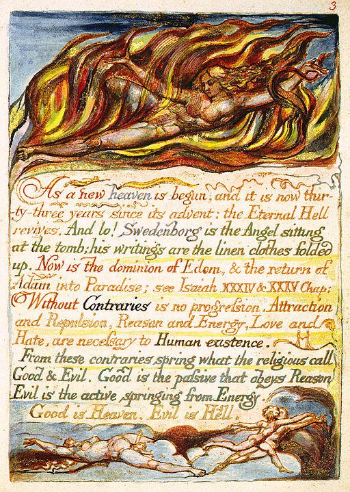 William Blake [Public domain or Public domain], via Wikimedia Commons